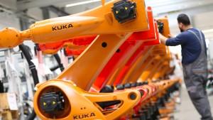 Roboterhersteller Kuka streicht 350 Stellen