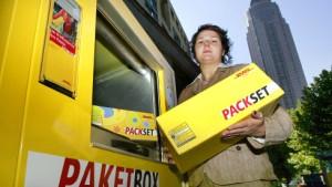 Post will Deutschland mit Paketboxen überziehen