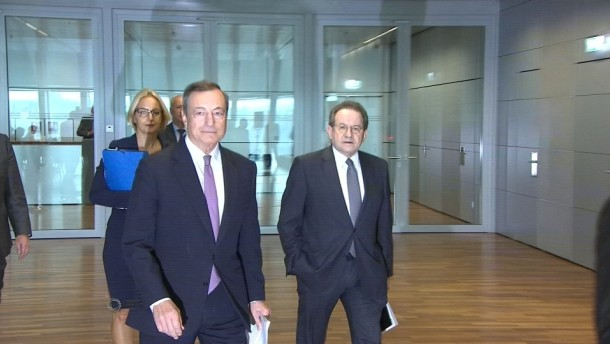 EZB hält an Niedrigzinspolitik fest