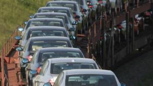 Autoabsatz schwächelt zum Ende des Rekordjahrs