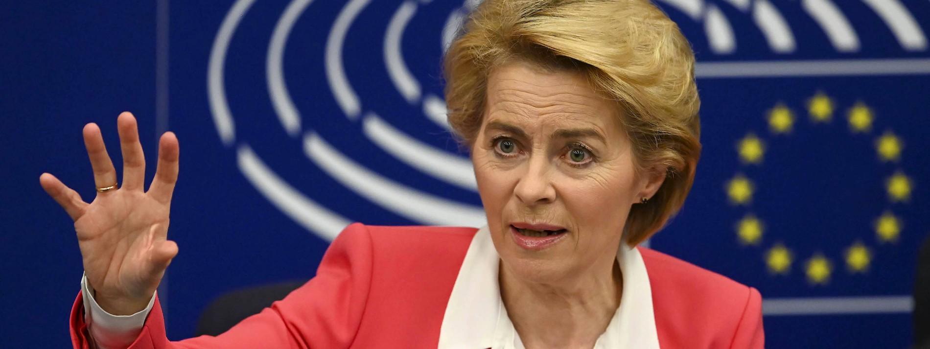 EU-Parlament bestätigt von der Leyens Kommission