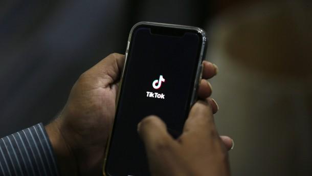 China erschwert Tiktok-Übernahme