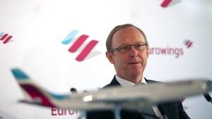 Lufthansa muss neuen Chef für Eurowings suchen