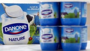 Danone will mehr Bio- und Vegan-Produkte