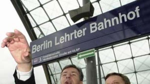 Berlin wehrt sich gegen Umzugspläne der Bahn