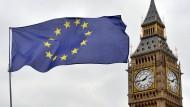 Die britische Regierung steht unter Druck: Sie hat nur zwei Jahre Zeit, den Brexit mit der Europäischen Union zu verhandeln.