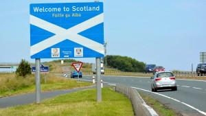 Abenteuer schottische Unabhängigkeit