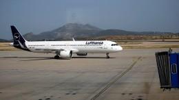 Lufthansa nennt Details zum Rettungspaket