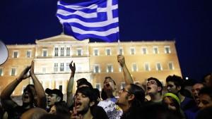 Schäuble will Zahlungsaufschub für Griechenland