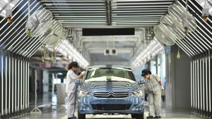 Peugeots China-Pläne ärgern General Motors