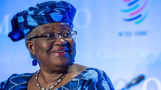 Erstmals rückt eine Frau an die Spitze der WTO