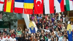 EU gibt mehr Geld für Erasmus-Programm aus