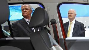 Volkswagens Führungsstreit geht weiter