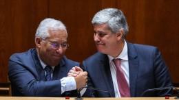 Erster Budgetüberschuss seit 46 Jahren