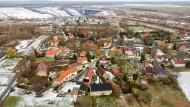 Subventionen für Arbeitsplätze auf dem Land? Das Dorf Pödelwitz in Sachsen.