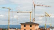 Weniger Hürden für den Bau des Eigenheims