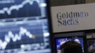 Auch der Aktienkurs von Goldman Sachs ist seit dem Wahlsieg Trumps deutlich gestiegen.