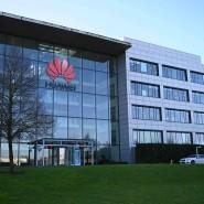 Die Huawei-Großbritannien-Zentrale in Reading