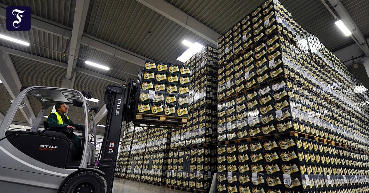 Carlsberg übernimmt Marke: Bitburger verkauft Wernesgrüner