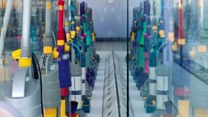 Staubsaugerhersteller verklagt Bosch wegen Industriespionage