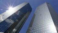 Die Deutsche Bank baut um - und konzentriert sich auf Europa-