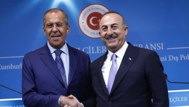 Russland tritt an Erdogans Seite