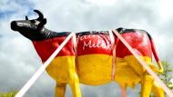 Häufig haben Deutschlands Milchbauern in den vergangenen Monaten für höhere Preise protestiert.