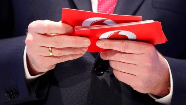 Vodafone plant umfangreiches Sparpaket