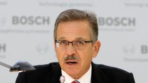 Bosch verfehlt Wachstumsziel und baut Stellen ab