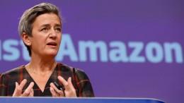 EU-Kommission: Amazon spielt gegen die Regeln