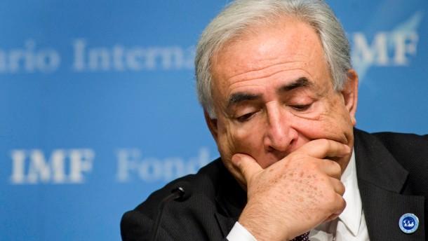 Dem IWF droht ein Wechsel an der Spitze