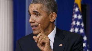 Obama: Irgendein Diktator darf uns nicht zensieren