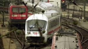 Bahn-Warnstreiks bundesweit und in Berlin