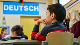 Deutsche Schulen kommen bei Integration nicht hinterher