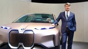 BMW-Chef Krüger hört auf