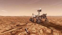 Deutsche Technik auf dem Mars