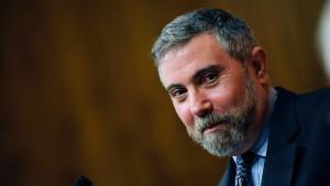 Debatte über Paul Krugmans Gehalt