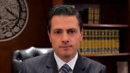 Mexikos Präsident Enrique Peña Nieto