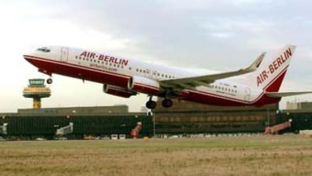 Air Berlin verkauft Tickets bei Penny