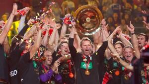 Kassenbeiträge für den Europameister