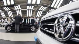 Bester Oktober aller Zeiten für VW