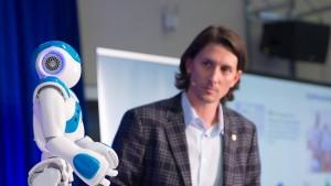 Mein Chef, der Roboter