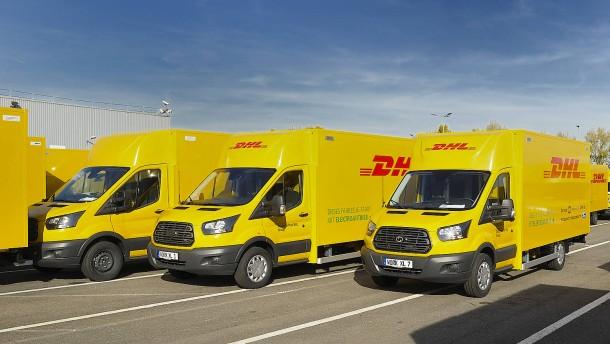 Ford baut E-Transporter der Post in Serie
