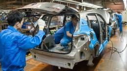 VW steckt Milliarden in Elektroautos für China