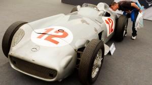 Mercedes-Oldtimer stellt neuen Auktionsrekord auf