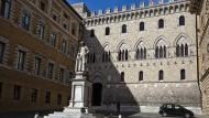 Krisenbank Monte dei Paschi prüft Alternative zur Kapitalbeschaffung