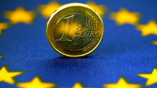 Euro-Skepsis in Deutschland sinkt