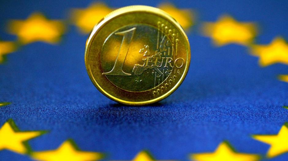 In Deutschland wieder beliebter: Der Euro