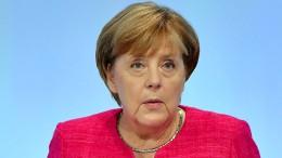 Merkel rüffelt die Automanager