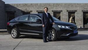 Daimler-Aufsichtsrat erwartet langfristiges Geely-Interesse
